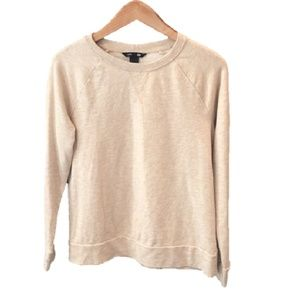 H&M Tan Sweatshirt